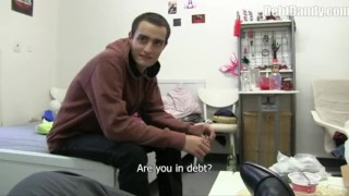 Debt dandy  uncut straight