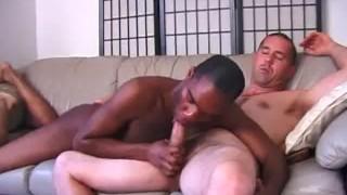 Darmowe filmy Xxx - Gay Porn Interracial - Men Gorący Gej Międzyrasowy Kogut Ssać Na Kanapie