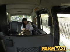 FakeTaxi Young teen with a great round ass