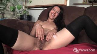- Yanks Small Jugged Amateur Eva Masturbating