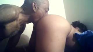 Oral n my sex cums pussy til style old