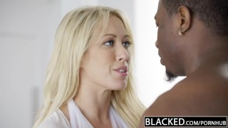 BLACKED Cheating Wife Capri Cavanni loves Big Black Cock Creampie Deep big