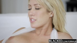BLACKED Cheating Wife Capri Cavanni loves Big Black Cock Creampie Parody rakan