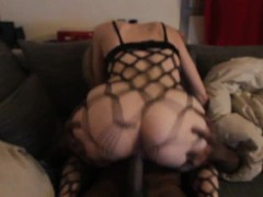 blonde juicy ass riding