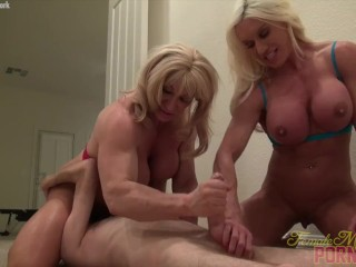 Ashlee Chambers and WildKat With a Slave