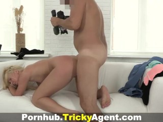 Tricky Agent – Almost like fucking a virgin
