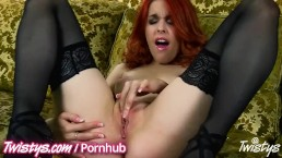 Amarna miller finger bangs her pussy - 2 part 4