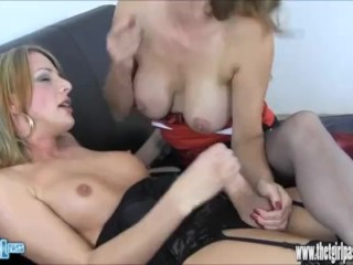 Ass fucking machine gorgeous blonde loves anal 6