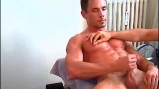 My sport trainer made a porn movie.