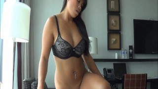 Autumn's Asian Desire: Slow Ride POV filipina big cock swallow panties wife blowjob riding shaved drooling bra deepthroat cum in mouth stripping reverse cowgirl cowgirl webcam girl