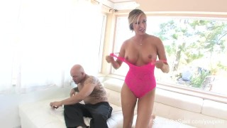 Samantha Saint gets her pussy fucked hard porno