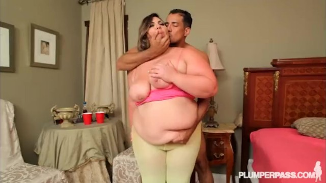 Big Booty BBW Has Ass Drilled By Big Black Cock