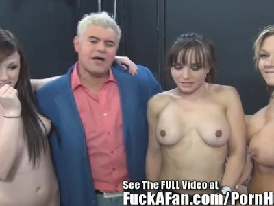 Cytheria Dp Porn - Squirt Legend Cytherea Fucks a Happy Fan