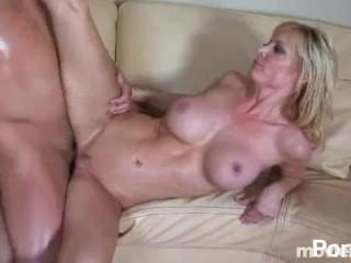 Bbw saturday morning threesome bbc xxx moms gone wild 5, scene 2 mother mom big tits big tits blonde hardco