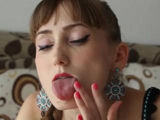 My long wet tongue (Мой длинный мокрый язык)