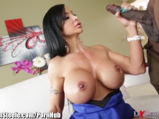 Anal Brazilian Sex Video Milf Jewels Jade Takes On 11 Inches Of Black Cock