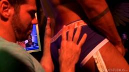 Men Over 30 - Backroom Tease