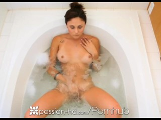 HD - Passion-HD Ariana Marie gets all clean to get fucked
