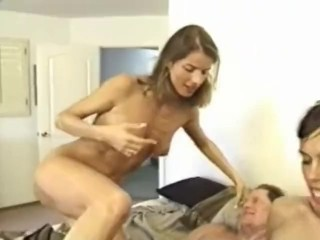 Mariah milano in a threesome