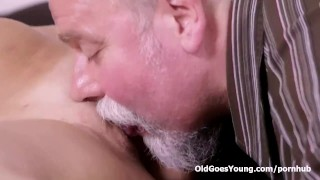Man how sex good at is believe having elena can't old this cunnilingus tits