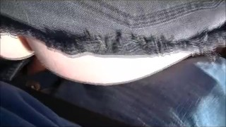 Hot Doggy in the Park & Woods w/ Anal Creampie Latina pov