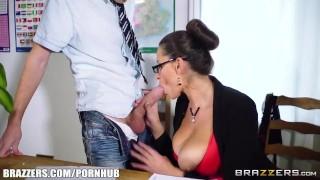 Fucked teacher gets milf brazzers hot jane nylons mother
