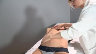 Pregnant patient to doctor helps reach her holmes orgasm sadie orgasm vibrator