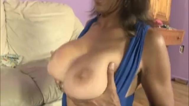 Ebony Milf Fucked White Cock