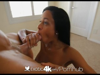 Preview 5 of 4K - Exotic4K Hot ebony Anya Ivy fucked by big cock