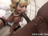 British Housewife BBC Creampie 3