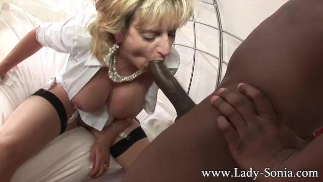 Wife Bbc Orgasm Creampie