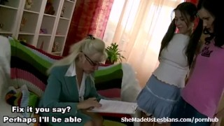 With spanks teen old and students fucks her teacher dildo lesbian shemadeuslesbians tits