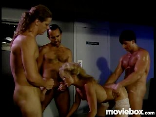 Suck my balls and dick airotica, scene 2 big tits blonde pornstar anal gangbang missy