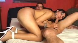 Big Butt Trannies 4 - Scene 3