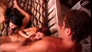 Tgirl  scene mania brunette reverse
