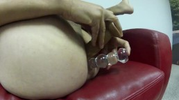 Anal fun at the office