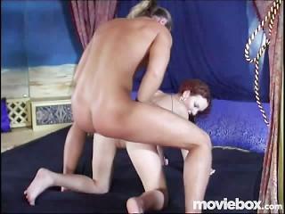 Your erotic paradise and ciera harem, scene 5 big tits hardcore pornstar red head euro