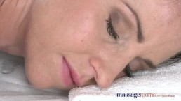 Massage Rooms Young teen gets fucked hard by older masseur
