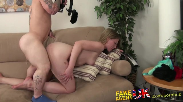 Dwarf pic porn Fakeagentuk midget cons hot blonde into doing hardcore porn casting