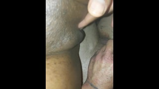 Bf's Pumped Penis Makes me Squirt