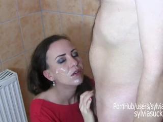 My Hottest Cock Worship 2 Facial Cumshot Cum Taste&Cum Play.Sylvia Chrystal