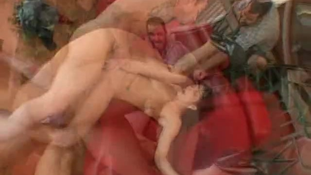 Mature brutal roughsex forced pain