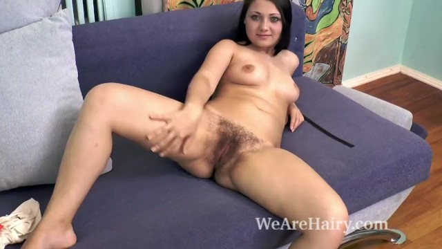 Hairy viking clothes - Angelica snow takes off clothes after reading