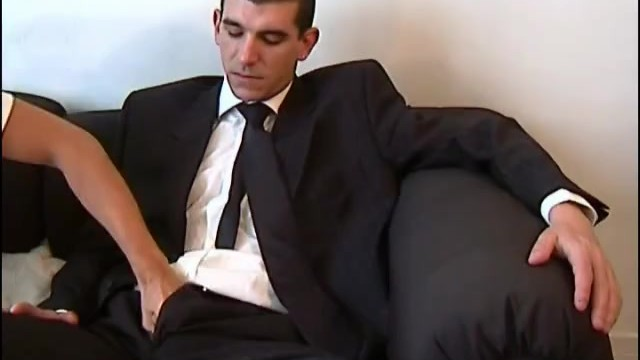 Gay bdsm slave contract The vendor guy get serviced his huge cock by us against a contract