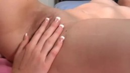 Two Hot Teens Pleasuring Each others Tight Pussies