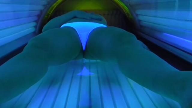 Zoe mcn nude - Hidden cam masturbation public solarium with toy