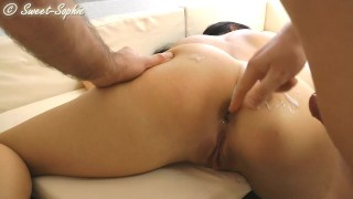 Analsex with the dad from my friend