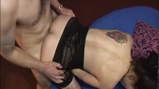 Titted gangbang big and sucks amour fuicked in pornstar dick a dani gets on bang