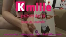Semaine Sexy : Kmille, la soubrette