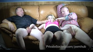 masturbating wife seduces old sugar daddy